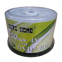 Диски, DVD+RW, 50 шт. шпиндель.