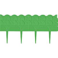 """Бордюр """"Прованс"""", 14 х 310 см, зеленый"""