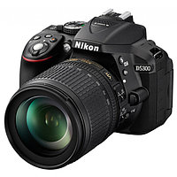Фотоаппарат зеркальный Nikon D5300 Kit 18-105VR