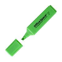 """Текстовыделитель """"OfficeSpace"""" зеленый, 1-5мм"""