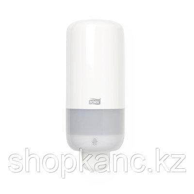 Диспенсер для мыла-пены, пластик,Tork,  белый, S1.