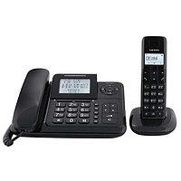 Радиотелефон Texet TX-D7055A Combo, черный.