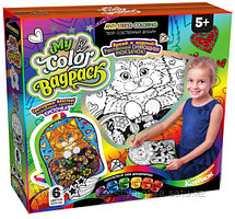 Набор креативного творчества «My COLOR BagPack Котёнок», Рюкзачок
