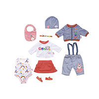 Zapf Creation Baby born 826-928 Бэби Борн Одежда супер набор Делюкс