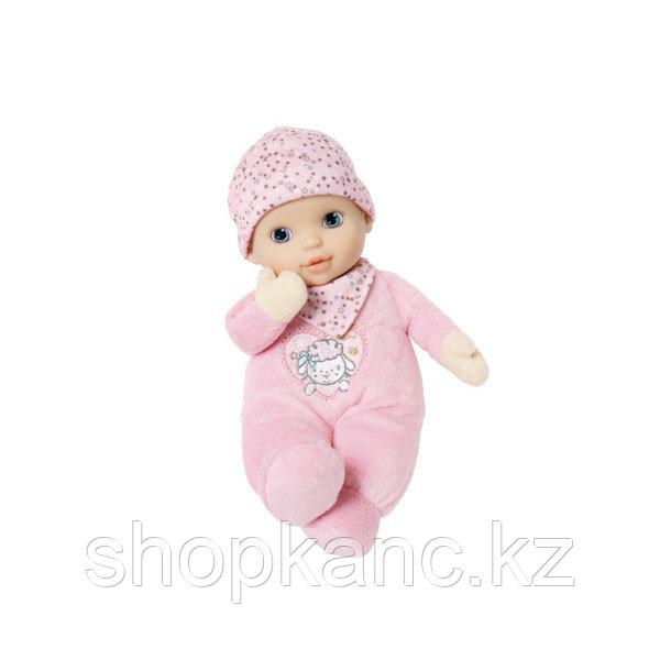 "Zapf Creation Baby Annabell for babies 702-543 Бэби Аннабель Кукла ""Сердечко"",30 см, дисплей"