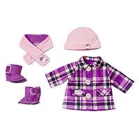 Zapf Creation Baby Annabell 702-864 Бэби Аннабель Одежда Модная зима