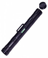 Тубус с ручкой D90мм,L700, черный , ПТ21