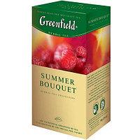 Чай Greenfield, Summer Bouguet, herbal, 2 гр. х 25 пакетов.