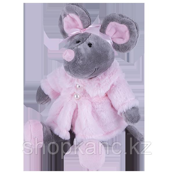 Мягкая игрушка Мышь в шубе Символ 2020 года.