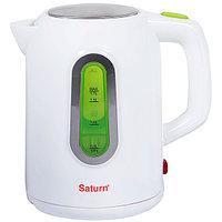 Электрический чайник, 1.7 литра, Saturn ST-EK8424