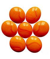 Марблс Оранжевый Опал 16-18мм, 360гр.