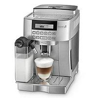 Кофемашина DeLonghi Magnifica ECAM 22.360.S, зерновой и молотый, серебристая