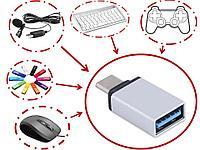 Переходник/адаптер с USB на Type-C для смартфонов, планшетов, и др. гаджетов