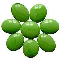 Марблс Зеленый Опал 16-18мм, 360гр.