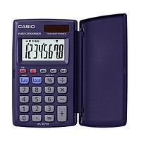 Калькулятор карманный, 8 разрядный CASIO HS-8VER-SA-EH