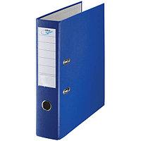 Папка-регистратор, А4, 70 мм, бумвинил/бумага, синий.