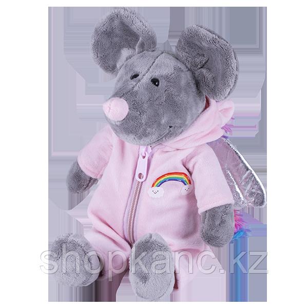 Мягкая игрушка Мышь-единорог, 36см Символ 2020 года.