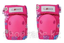 Globber  защита для малышей Toddler Pads (Ffowers pink)