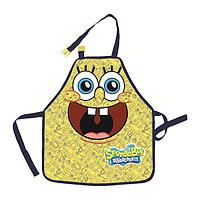 Фартук в холдере 51х44 см Sponge Bob
