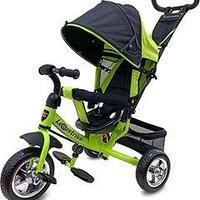 Велосипед Lexus trike 3-колесный, (светло-зеленый) надув