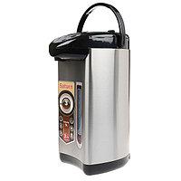 Термопот Saturn ST-EK8038, 800 Вт, 5 литра, цвет металл