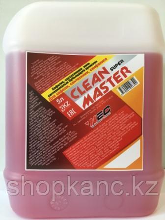 "Средство для чистки кафеля, сантехники, санфаянса ""Clean Master Super"" 5 л."