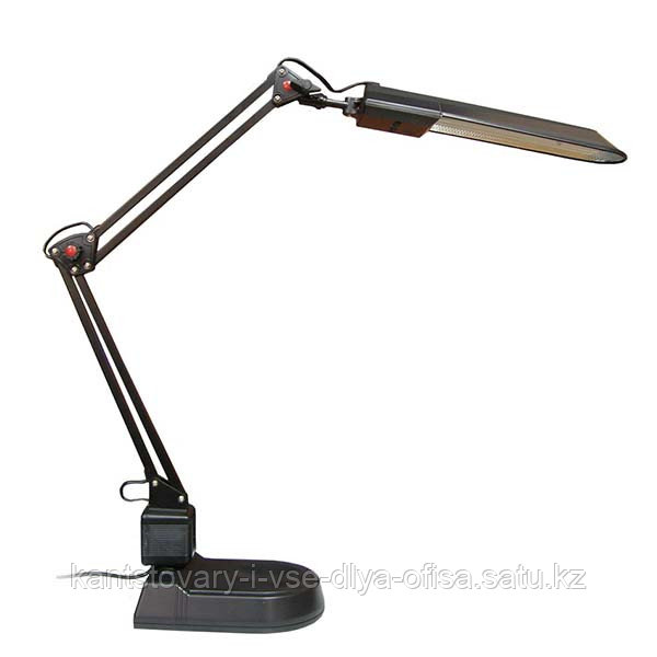 Светильник КТ017А-11W Black (с лампой),Teksan