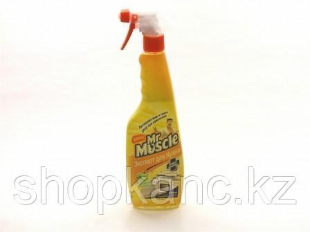 ММ для кухни, Свежесть Лимона, сменный бутыль, 450 мл.
