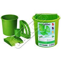 Набор Фрилансер (4 предмета) НК01, лайм СТАММ, зеленый