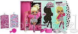 Кукла L.O.L Surprise O.M.G. Fashion Lady Diva 30 см Большая кукла ЛОЛ Леди Дива
