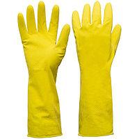 Перчатки резиновые универсальные  (M).