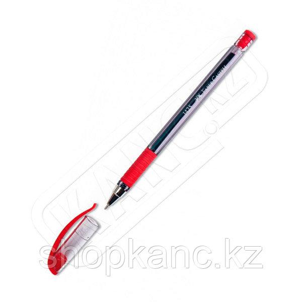 Ручка шариковая 1425, красный.