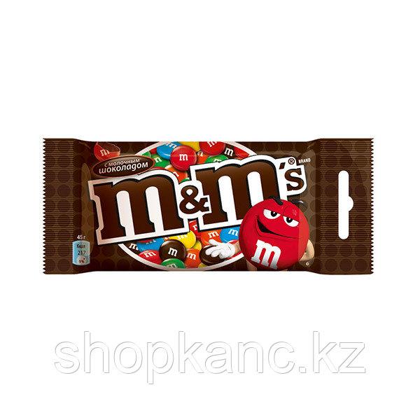 Конфеты M&Ms Шоколадный, 6*32*45 гр.
