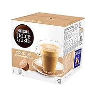 Капсулы Nescafe Dolce Gusto, Espresso Кортадо,  упаковка16 шт.