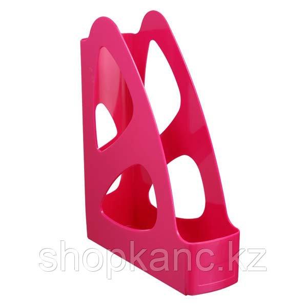 Лоток вертикальный  ПАРУС розовый  GLOSS  ЛТ248