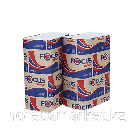 Полотенца бум. Focus Export Z-слож.12х200шт, фото 2