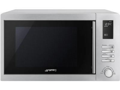 Микроволновая печь Smeg MOE25X, серый
