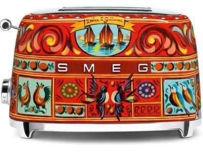 Тостер Smeg Dolce&Gabbana TSF01DGEU