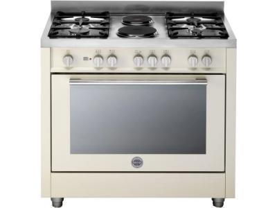 Кухонная плита Ardesia PL 96GG42V Cream