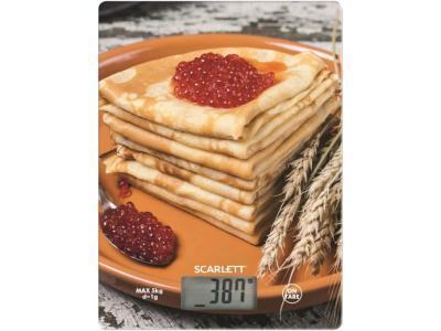 Кухонные весы Scarlett SC-KS57P45 Pancakes