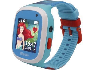Смарт-часы Aimoto Disney Принцесса Ариэль синие