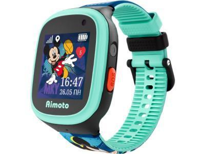 Смарт-часы Aimoto Кнопка жизни Disney Микки синие
