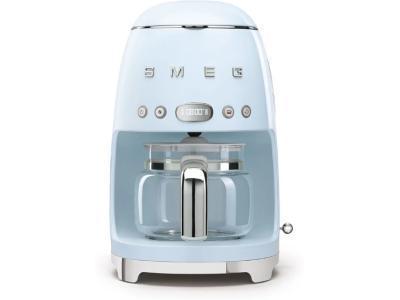 Капельная кофеварка Smeg DCF02PBEU голубая