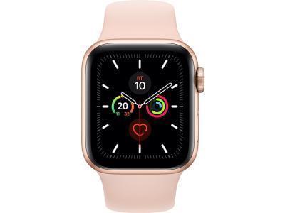 Смарт-часы Apple Watch Series 5 40mm MWV72 Aluminium Case with Sand Sport Band