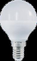Светодиодная лампа ПРОГРЕСС STANDARD P45 ШАР 9Вт E14 3000К