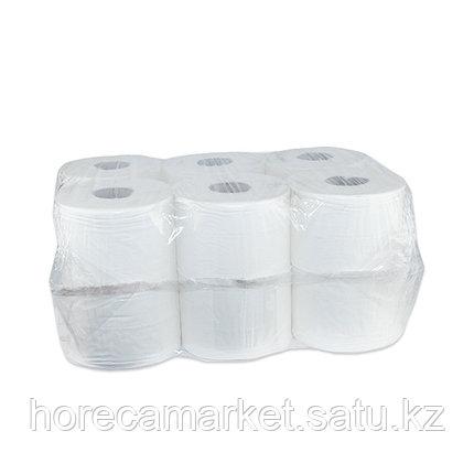 Туалетная бумага Focus с листовой подачей 2 сл., фото 2