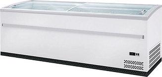 Холодильная витрина Polo model L 210 HT/СТ RAL 7045 серая