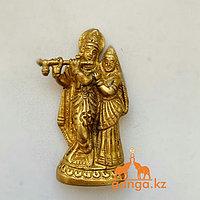 Статуэтка Радха-Кришна, 10 см