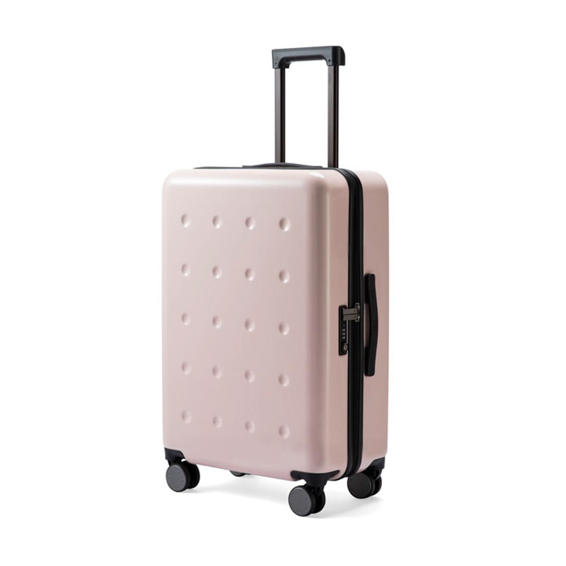 "Чемодан Xiaomi Mi Trolley 90 Points Syr Darya 24"" (Pink, 6972125142986)"