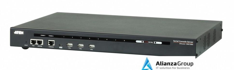 Консольный сервер ATEN SN0108A / SN0108A-AX-G